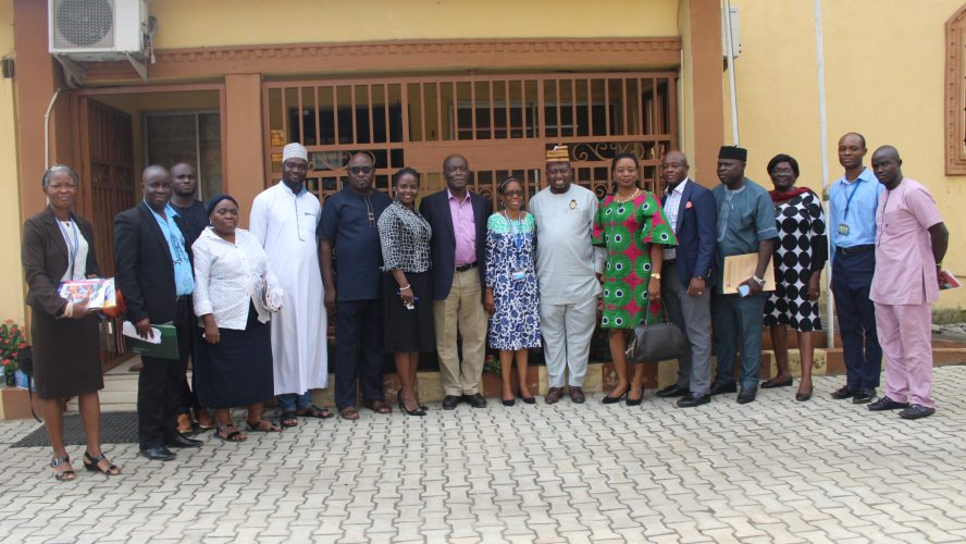 HDI and Other Education Stakeholders Paid an Advocacy Visit to the Newly Appointed Board Members of Lagos SUBEB