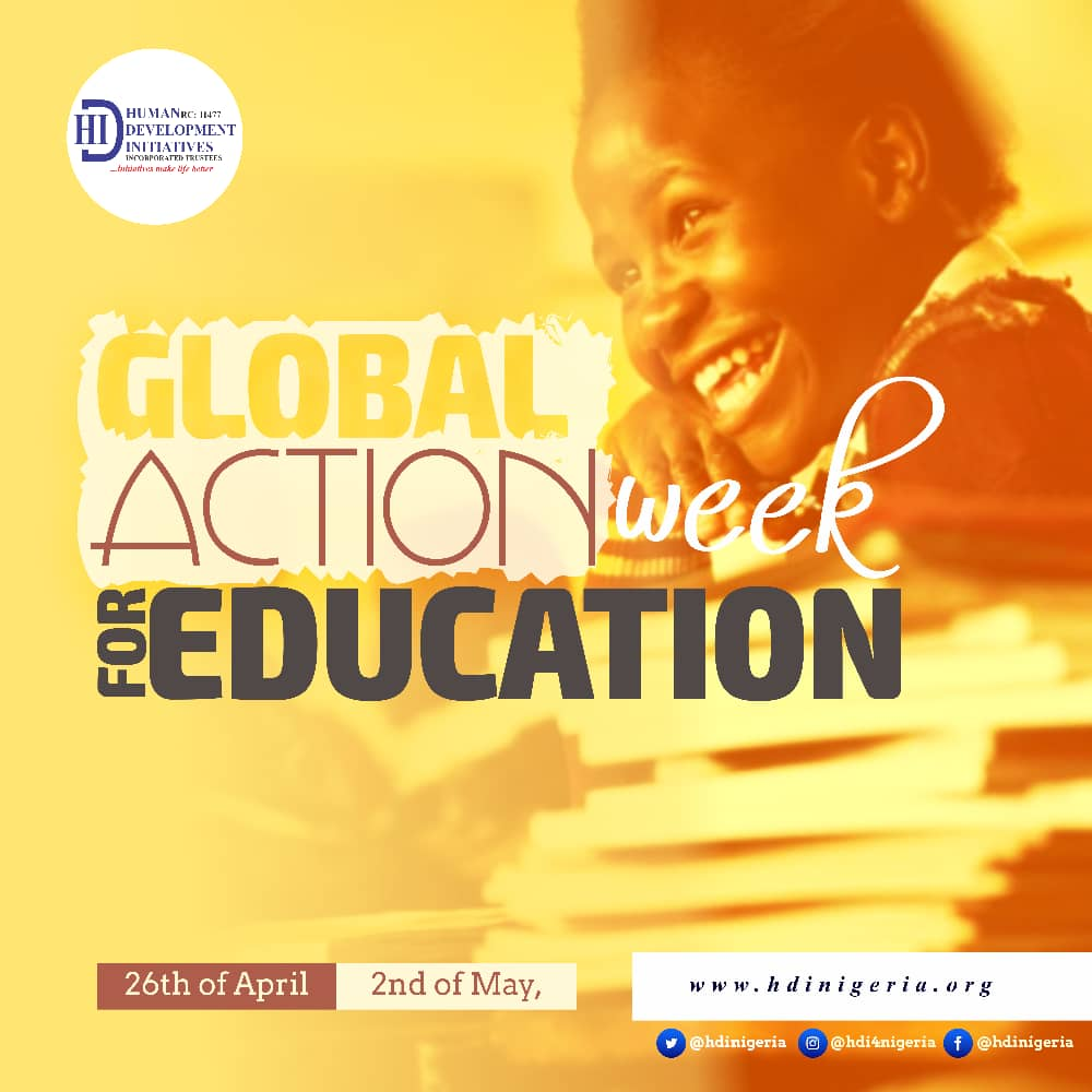 PRESS RELEASE: GLOBAL ACTION WEEK ON EDUCATION 2020