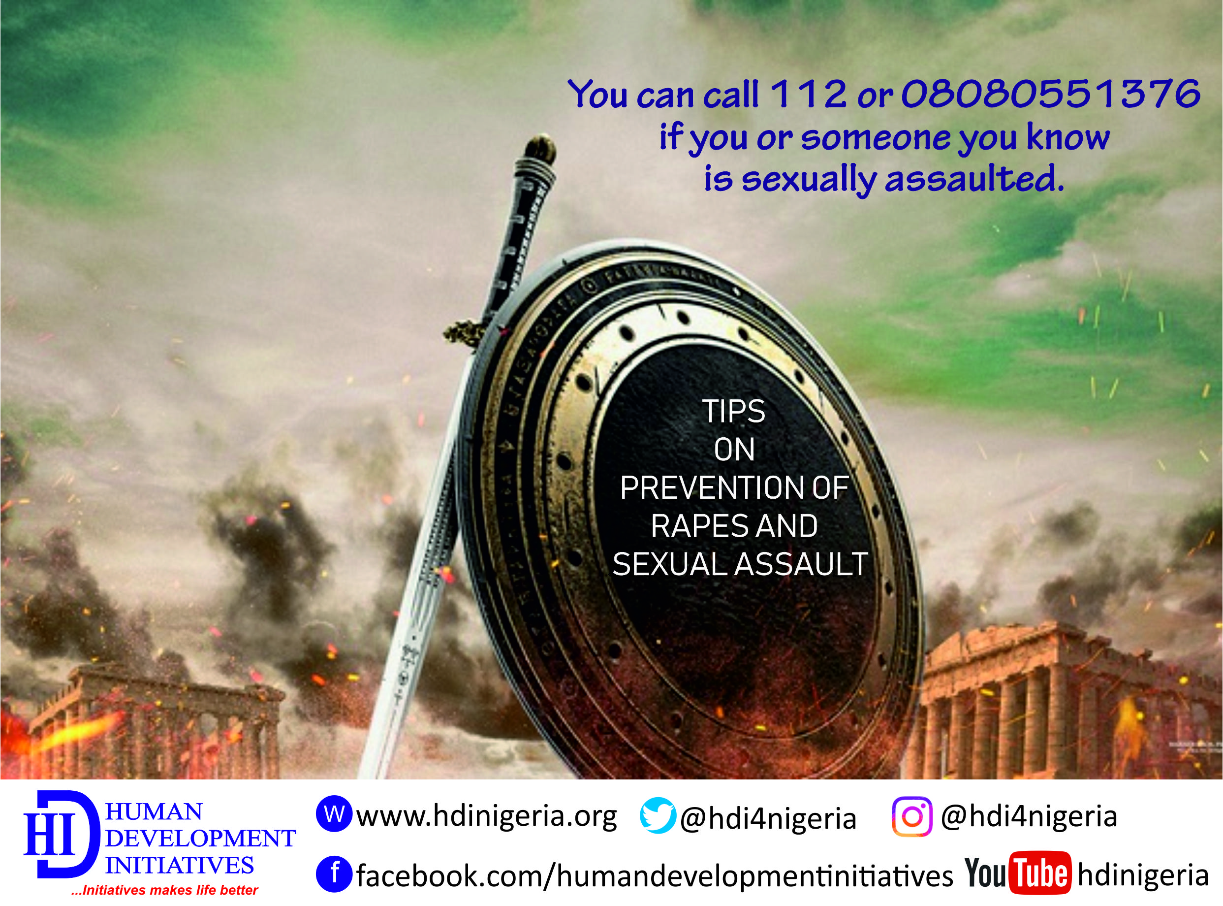 Prevention of Rape and Sexual Assault