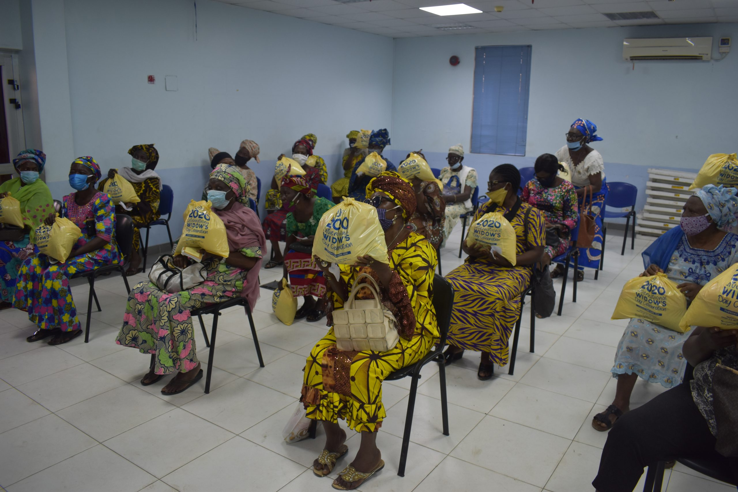 INTERNATIONAL WIDOWS' DAY: HDI SUPPORT 200 WIDOWS WITH PALLIATIVE