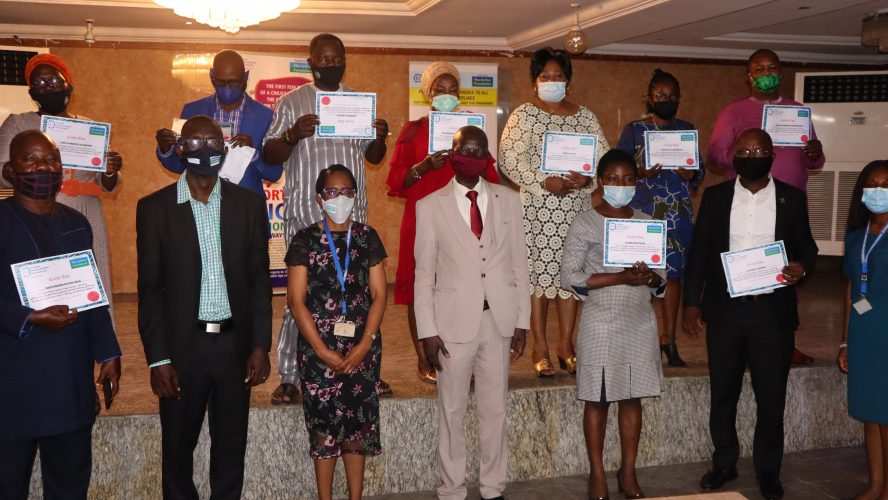A COMMUNIQUE ON RUNNING QUALITY BASIC EDUCATION IN LAGOS STATE ISSUED AT THE END OF A 2-DAY TRAINING FOR BASIC EDUCATION HANDLERS COMPRISING OF HEADS OF EDUCATION OF LGAs/LCDAs, TESCOM OFFICERS, SCHOOL ADMINISTRATORS AND SELECTED TEACHERS OF LAGOS STATE