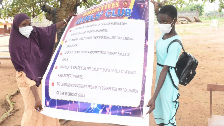 INTERNATIONAL GIRL CHILD DAY 2020: HDI NIGERIA CALLS ON GOVERNMENT TO PROTECT THE VULNERABLE GIRL CHILD FOR A BETTER FUTURE