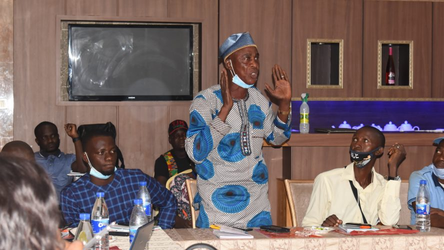 CAPACITY BUILDING ON BUDGET LITERACY FOR COMMUNITY STAKEHOLDERS