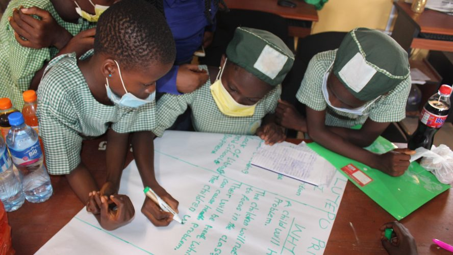 CAPACITY BUILDING FOR SAFE SPACE FOR GIRLS